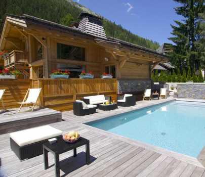 Casa CHAMONIX MONT-BLANC - Ref 126338